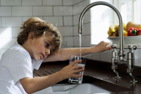 Фторирование воды