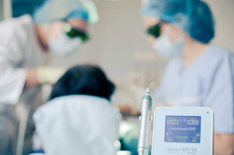 Низкотемпературные эффекты лазерного излучения