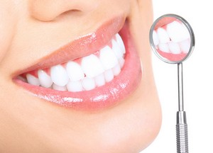 Светолечение зубов