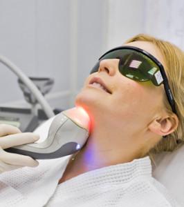 Инфракрасное излучение в стоматологии
