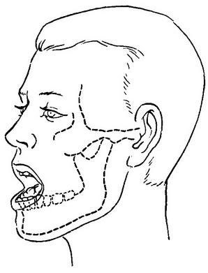 Центральное положение нижней челюсти