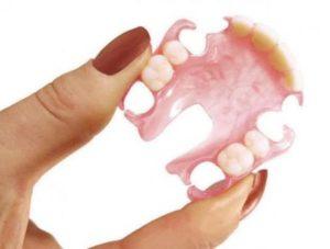Съемное протезирование зубов (информационная статья)