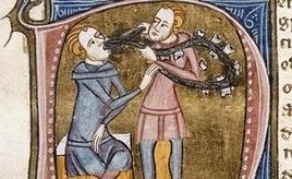 Кариес в средние века