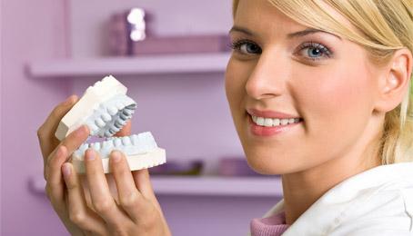 Характеристика смыкания зубных рядов