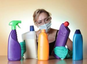 Химические дезинфицирующие средства