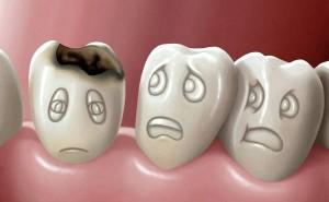 У кого может развиваться кариес зубов?