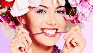 Уход за здоровыми зубами