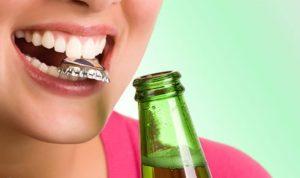 Причины повреждения эмали зубов